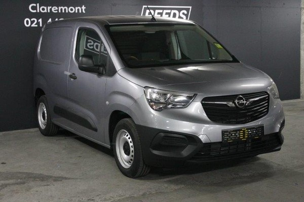 2019 Opel Combo Cargo 1.6TD FC PV Western Cape Claremont_0