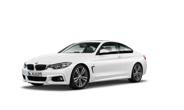 2017 BMW 4 Series 440i Coupe M Sport Auto Gauteng Roodepoort_0