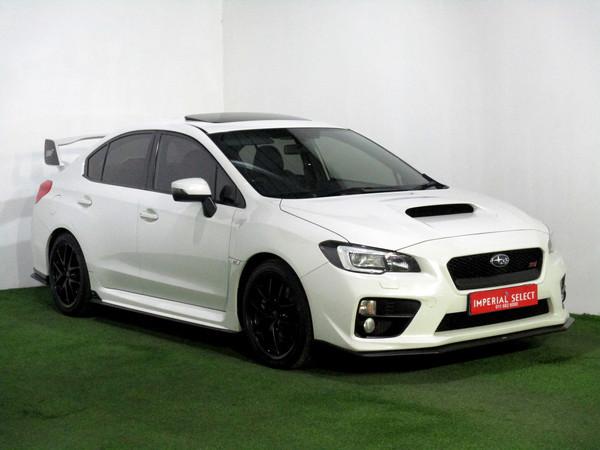 2015 Subaru WRX 2.5 STI Premium Gauteng Alberton_0