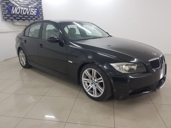 2006 BMW 3 Series 320d e90  Gauteng Vereeniging_0