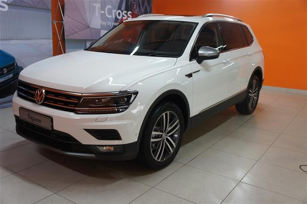 2019 Volkswagen Tiguan AllSpace 1.4 TSI CLINE DSG 110KW Kwazulu Natal Durban_0