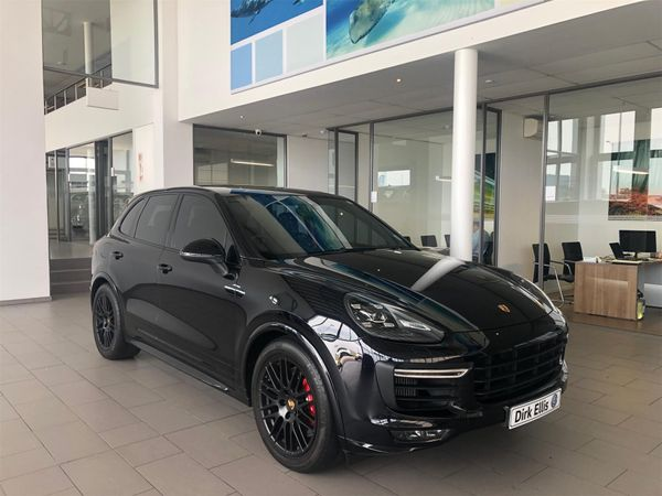 2017 Porsche Cayenne II GTS Tiptronic E2 Eastern Cape Jeffreys Bay_0