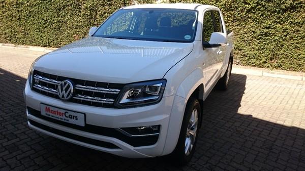 2019 Volkswagen Amarok 3.0 TDi Highline 4Motion Auto Double Cab Bakkie Mpumalanga Nelspruit_0