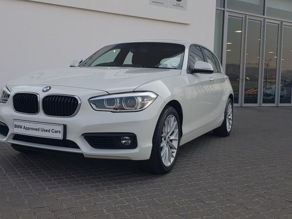2018 BMW 1 Series 120i 5DR Auto f20 Mpumalanga Nelspruit_0