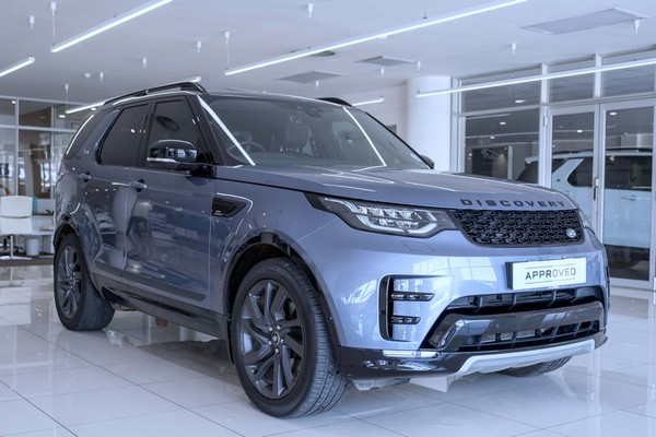2020 Land Rover Discovery 3.0 TD6 HSE Free State Bloemfontein_0