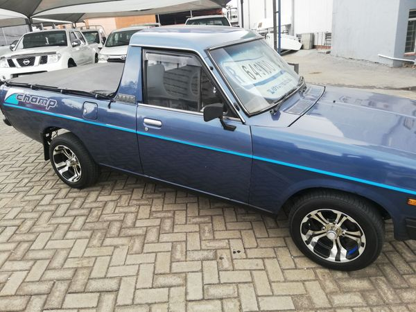 1993 Nissan 1400 Bakkie Champ b01 Pu Sc  Mpumalanga Nelspruit_0