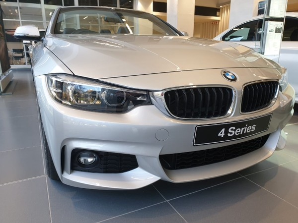 2020 BMW 4 Series 420i Convertible M Sport Auto Western Cape Cape Town_0