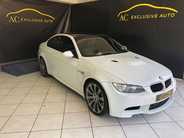 2010 BMW M3 Coupe M Dynamic  Western Cape Goodwood_0