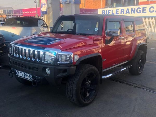 2007 Hummer H3 Luxury At  Gauteng Rosettenville_0