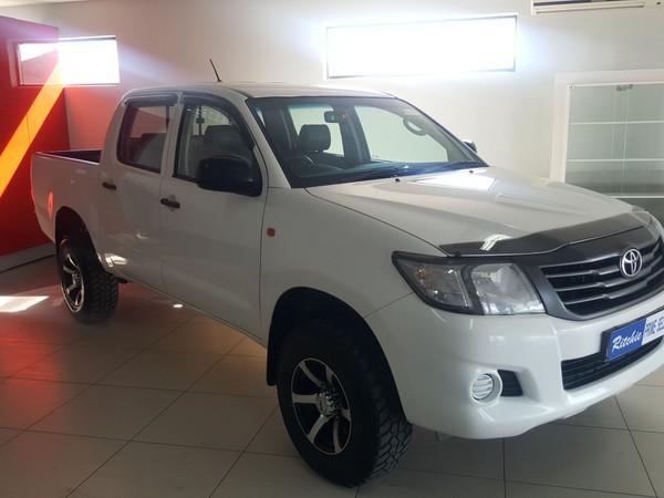 2014 Toyota Hilux 2.5d-4d Srx 4x4 Pu Dc  Mpumalanga Standerton_0