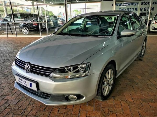 2011 Volkswagen Jetta Vi 1.4 Tsi Comfortline  Western Cape Parow_0