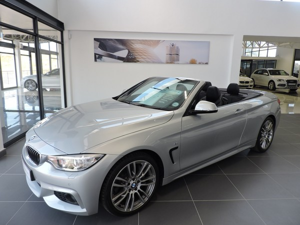 2014 BMW 4 Series 435i Convertible M Sport Auto Western Cape Somerset West_0