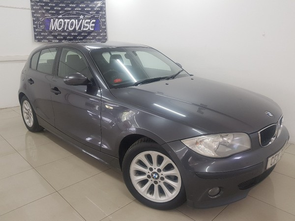 2005 BMW 1 Series 116i e87  Gauteng Vereeniging_0