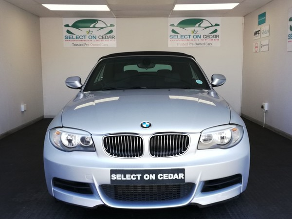 2011 BMW 1 Series 135i Convertible At  Gauteng Four Ways_0