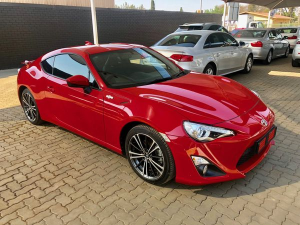 2015 Toyota 86 2.0 High At  Gauteng Pretoria_0