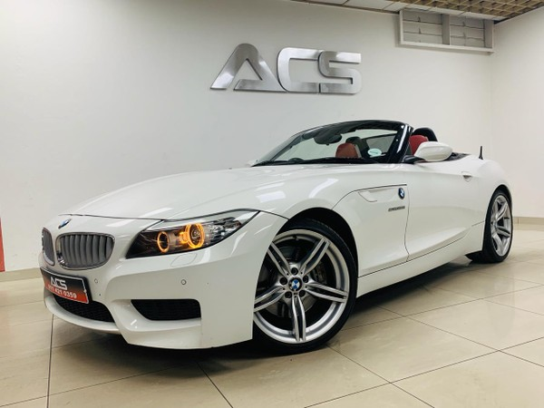 2015 BMW Z4 SDRIVE20i M-SPORT AUTO RED LEATHER 31000KMS Gauteng Benoni_0