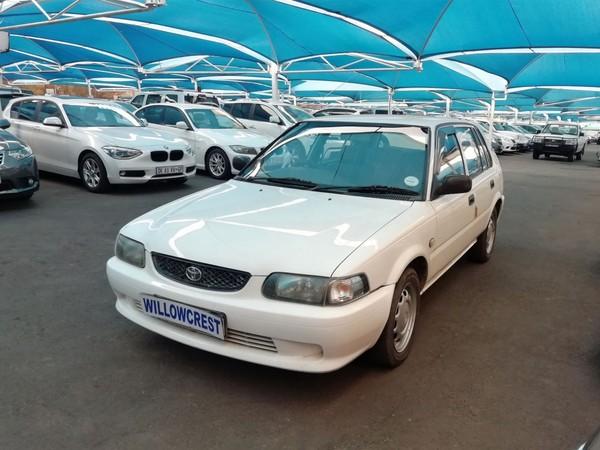 2001 Toyota Tazz 160i  Gauteng Randburg_0