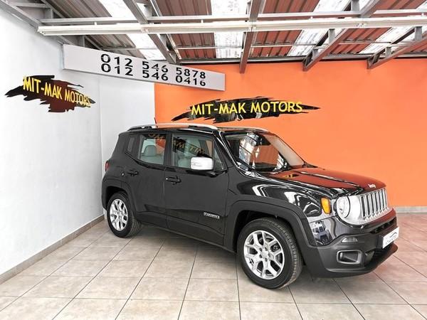 2016 Jeep Renegade 1.6 MJET LTD Gauteng Pretoria_0