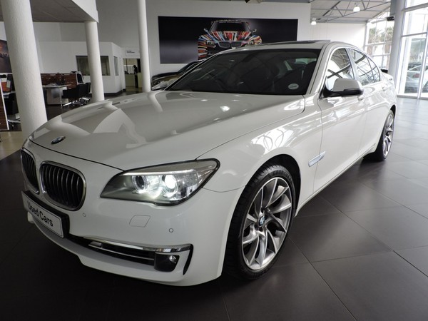 2015 BMW 7 Series 740i f01  Western Cape Strand_0
