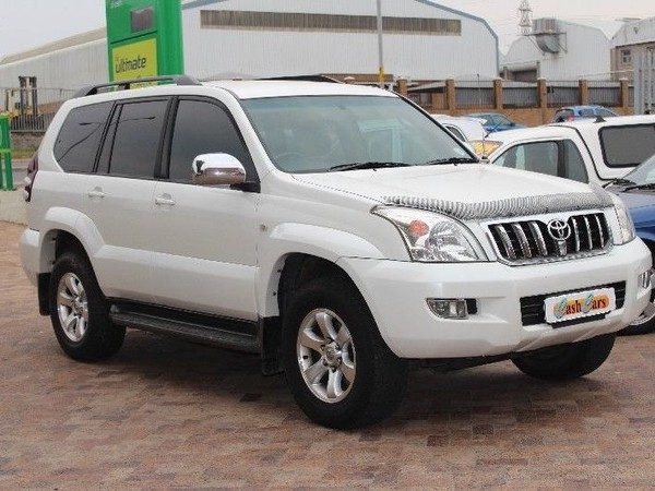 2005 Toyota Prado Vx 4.0 V6 At  Western Cape Bellville_0