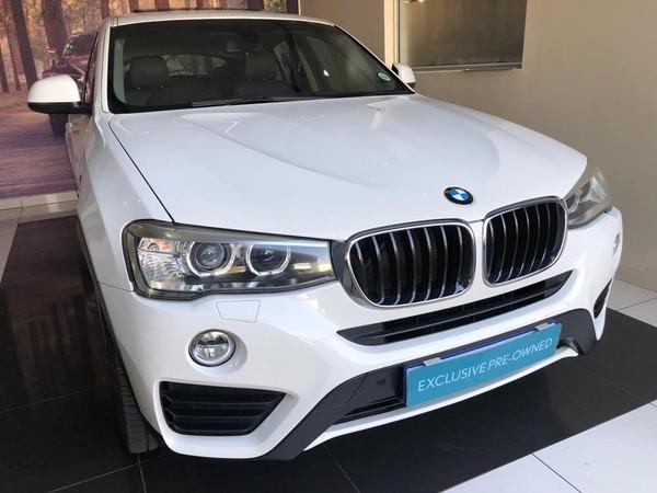 2016 BMW X4 xDRIVE20i Gauteng Midrand_0
