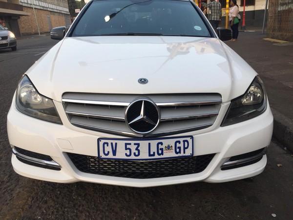 2013 Mercedes-Benz C-Class C200 Estate AMG Line Auto Gauteng Johannesburg_0