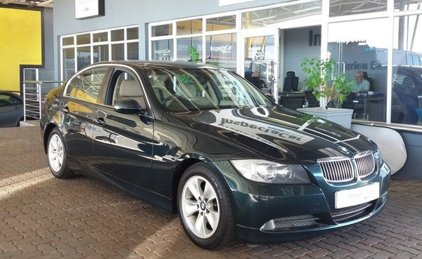 2008 BMW 3 Series 323i Dynamic At e90  Gauteng Centurion_0