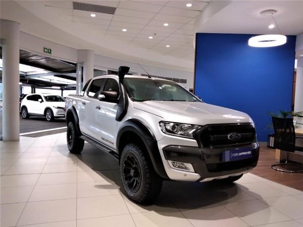 2016 Ford Ranger 3.2TDCi 3.2 WILDTRAK 4X4 Auto Double Cab Bakkie Kwazulu Natal Mount Edgecombe_0
