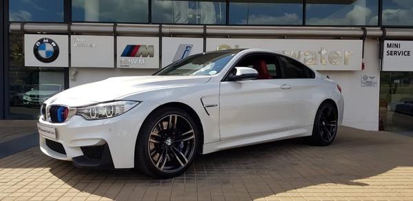 2017 BMW M4 Coupe M-DCT Gauteng Roodepoort_0