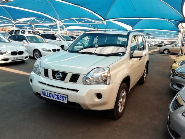 2010 Nissan X-Trail 2.0d Xe 4x2 r75  Gauteng Randburg_0