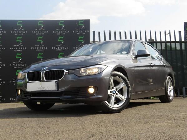 2012 BMW 3 Series 320i f30  Gauteng Johannesburg_0