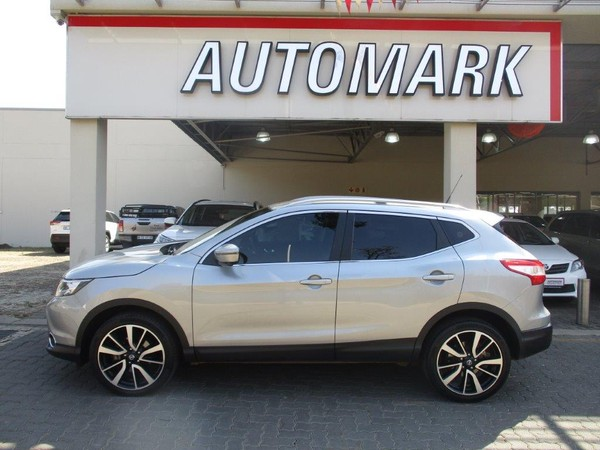 2015 Nissan Qashqai 1.6 dCi AcentaTechno CVT Gauteng Pretoria_0