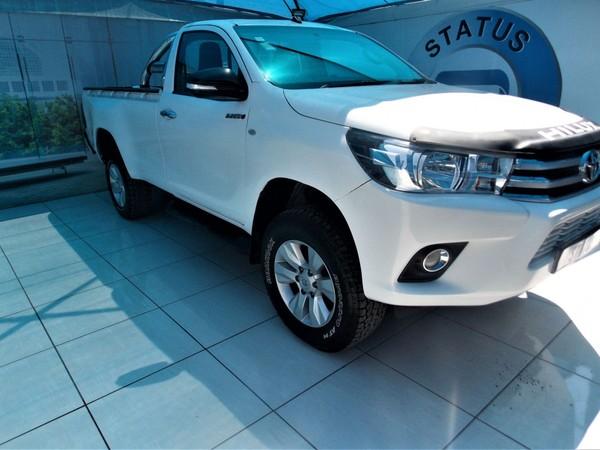 2016 Toyota Hilux 2.8 GD-6 Raider 4x4 Single Cab Bakkie Gauteng Randburg_0