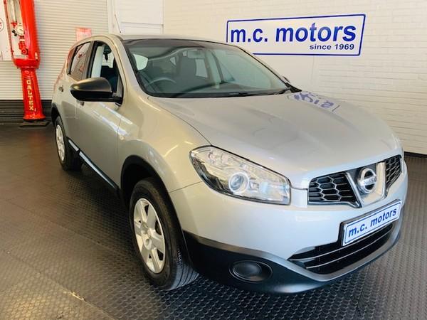 2013 Nissan Qashqai 1.6 Visia  Western Cape Cape Town_0