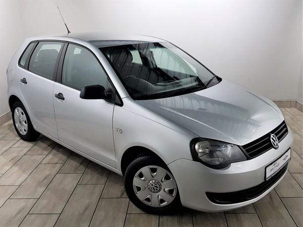 2010 Volkswagen Polo Vivo 1.4 Trendline 5Dr Free State Bloemfontein_0