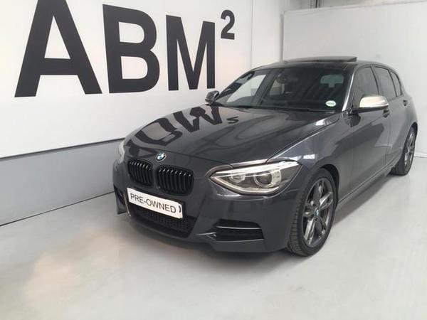 2013 BMW 1 Series M135i 5dr Atf20  Gauteng Midrand_0