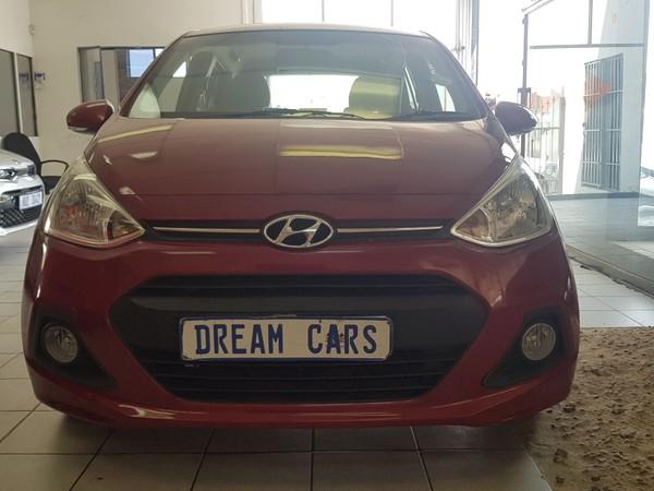 2016 Hyundai Grand i10 1.25 Fluid Auto Gauteng Johannesburg_0