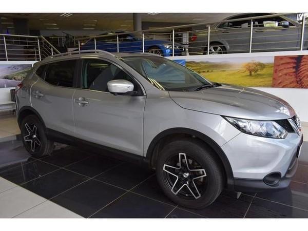 2014 Nissan Qashqai 1.5 dCi Acenta Gauteng Pretoria_0