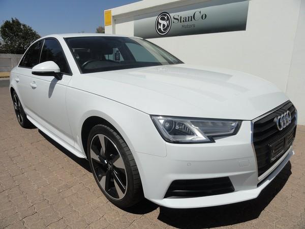 2017 Audi A4 2.0 TDI DESIGN STRONIC B9 Mpumalanga Secunda_0