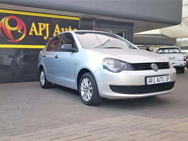 2012 Volkswagen Polo Vivo 1.6 Gauteng Vereeniging_0