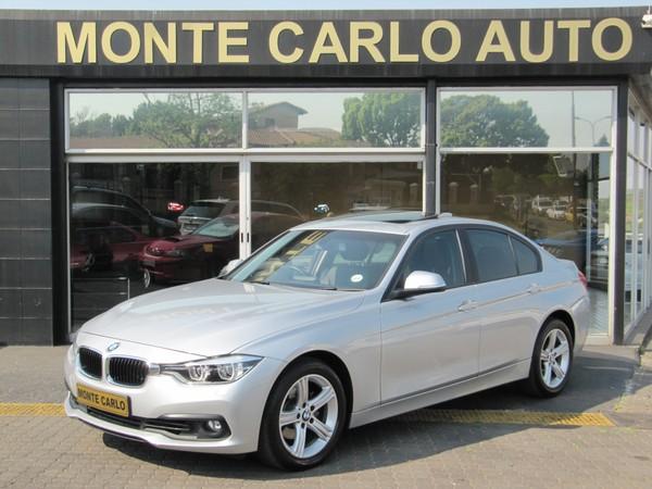 2016 BMW 3 Series 318i Auto Gauteng Sandton_0