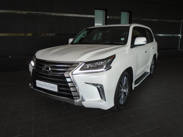 2016 Lexus LX 5.7 V8 Gauteng Four Ways_0