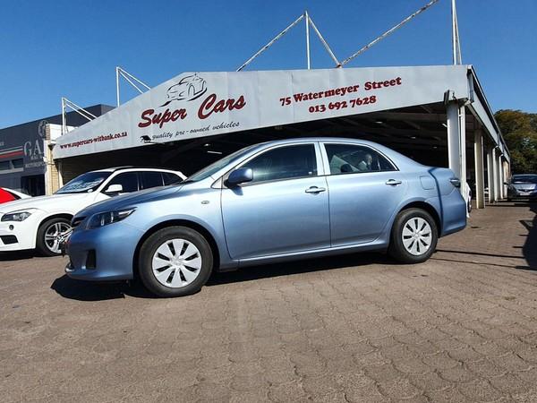 2018 Toyota Corolla Quest 1.6 Auto Mpumalanga Witbank_0