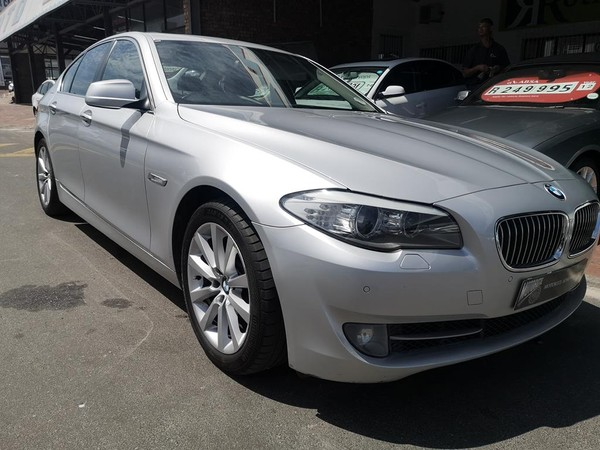 2012 BMW 5 Series 520i At f10  Western Cape Parow_0