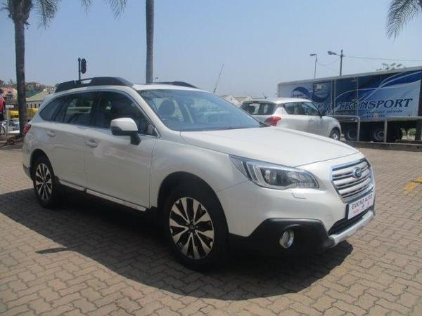 2016 Subaru Outback 2.5i-S CVT Kwazulu Natal Durban North_0
