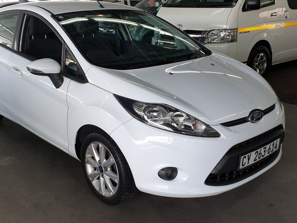 2012 Ford Fiesta 1.4i Trend 5dr  Western Cape Goodwood_0