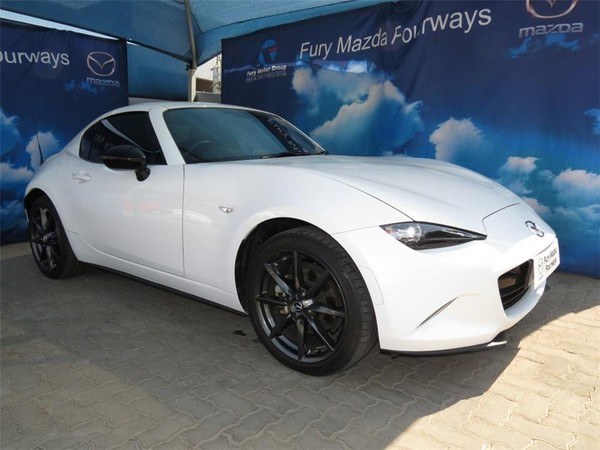 2018 Mazda MX-5 RF 2.0 Roadster Coupe Auto Gauteng Four Ways_0