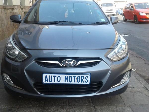 2014 Hyundai Accent 1.6 Fluid 5-Door Auto Gauteng Johannesburg_0