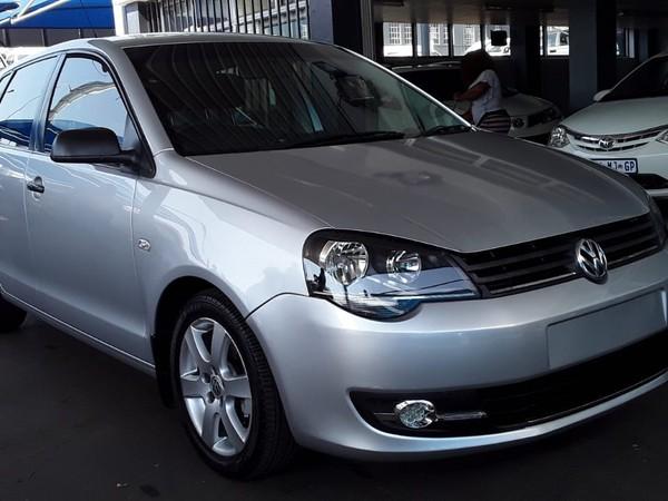 2012 Volkswagen Polo Vivo 1.4 Trendline Gauteng Johannesburg_0