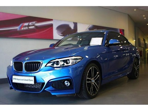 2018 BMW 2 Series 220D M Sport Auto Gauteng Four Ways_0
